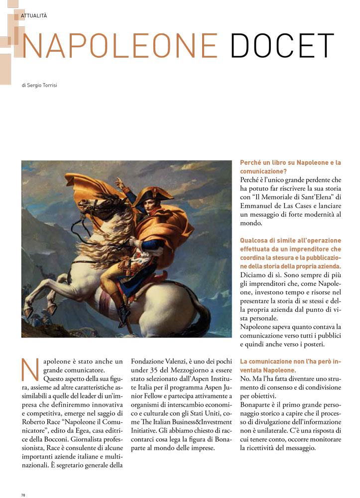 Napoleone Docet