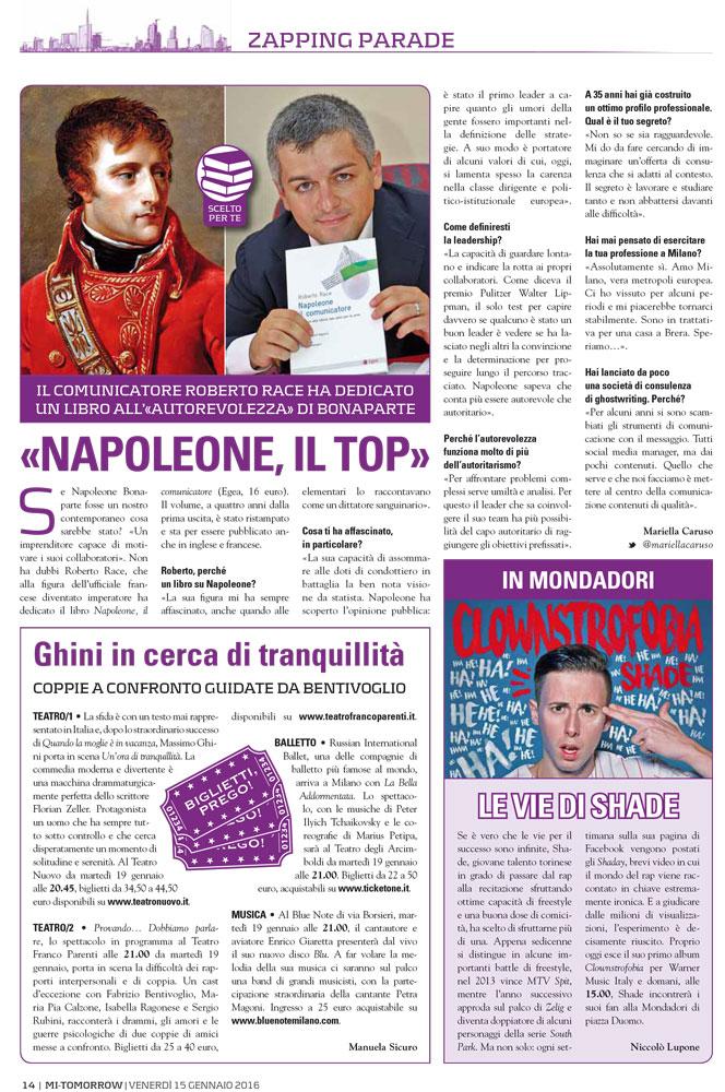 Napoleone, il top