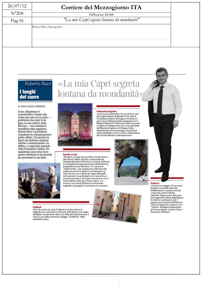 La mia Capri segreta lontana da mondanità