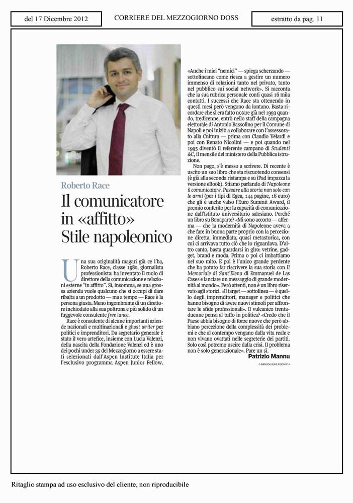 Il comunicatore in affitto Stile napoleonico